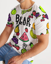 Load image into Gallery viewer, Bear Fruit - Premium Tee -White-T-Shirt-Equris