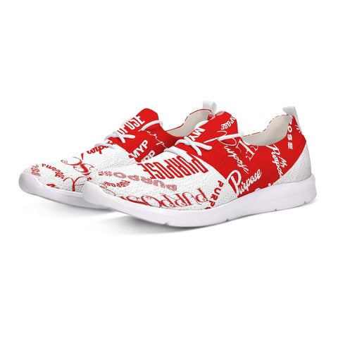 Walk In Purpose Lace Up Flyknit Shoe-shoes-Equris