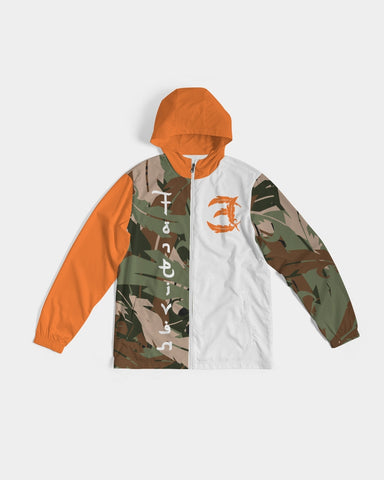Reflect Forgiven - Windbreaker - Camo / Orange-cloth-Equris