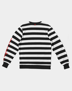 Reflect Truth French Terry Crewneck - Striped