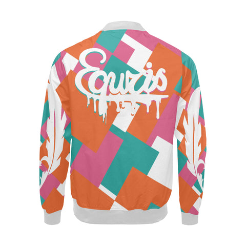 Labyrinth Bomber Jacket - Candyshop-Jackets-Equris