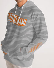 Load image into Gallery viewer, Reflect God's Image - Premium Hoodie - Gray Tiger-Hoodie-Equris