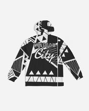 Load image into Gallery viewer, For The Tribe - Windbreaker - Black And White-Jackets-Equris