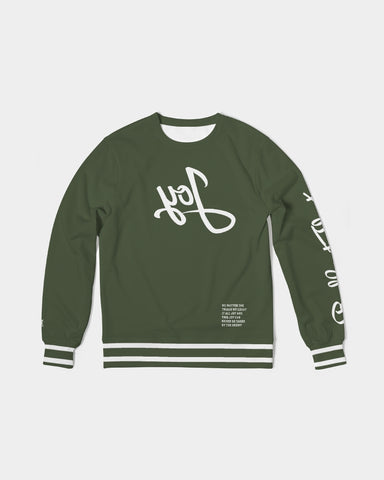 Reflect Joy - French Terry Crewneck - Forest