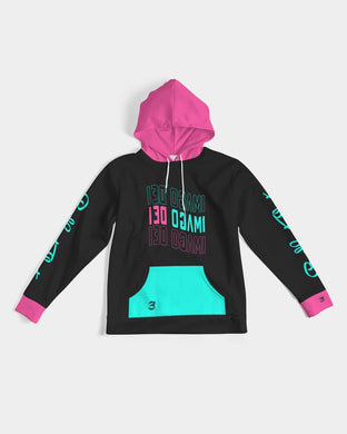 Reflect The Image of God - Premium Hoodie - Miami Night-hoodie-Equris