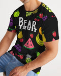 Bear Fruit - Premium Tee - Black-T-Shirt-Equris
