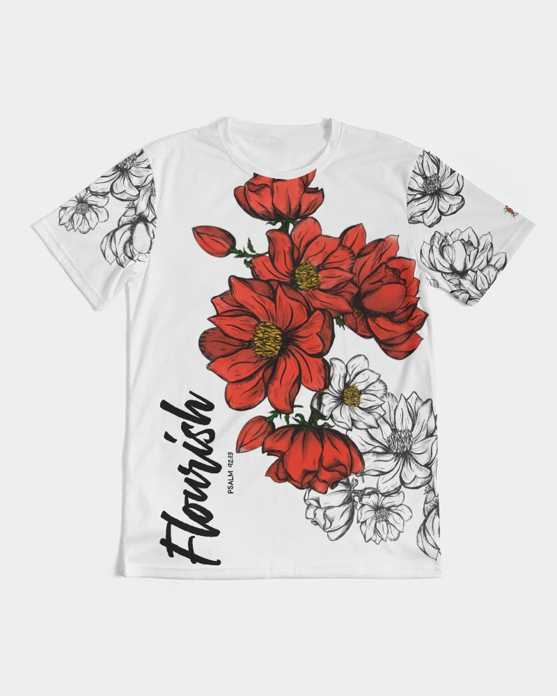 Flourish V3.0 - Premium T-Shirt - White