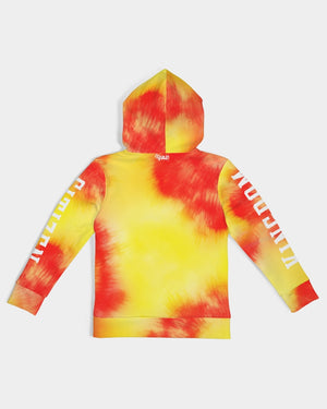 Kid's Home Town - Premium Hoodie - Game Day Tie Dye