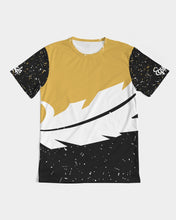 Load image into Gallery viewer, Overflow Premium Tee - Gold / Black / White