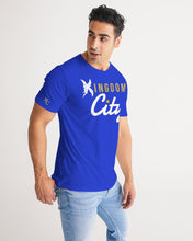 Load image into Gallery viewer, Hometown 2.0 - Premium Tee - Royal Blue-T-Shirt-Equris