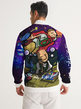 "Load image into Gallery viewer, Boxhead Art X Equris Limited Edition Quailman ""No Caps"" Track Jacket-Jackets-Equris"