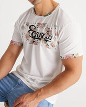 Load image into Gallery viewer, Equris Flourish Floral Tee-T-Shirt-Equris
