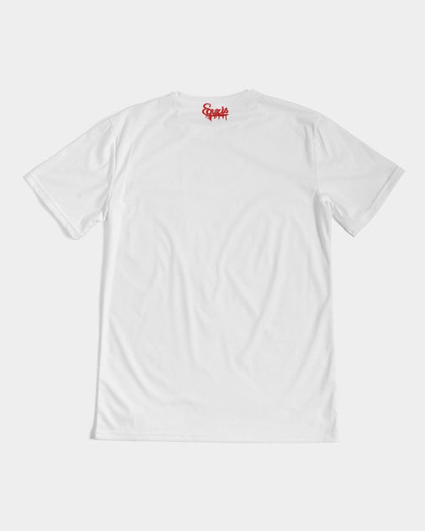 Reflect Grace - Premium Tee - White w/ Red-T-Shirt-Equris