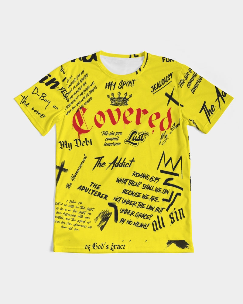 Covered By The Blood - Premium T-Shirt - SonShine