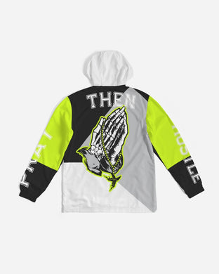 First Pray - Neon - Windbreaker-Jackets-Equris