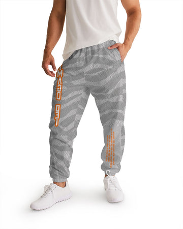 Reflect God's Image - Track Pants - Gray Tiger-Pants-Equris
