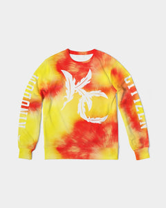 Home Town - French Terry Crewneck - Gameday Tie Dye
