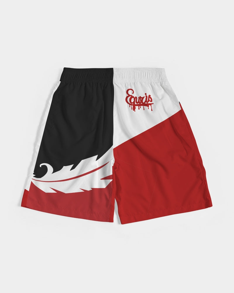 Overflow Jogging Shorts- Bred 11