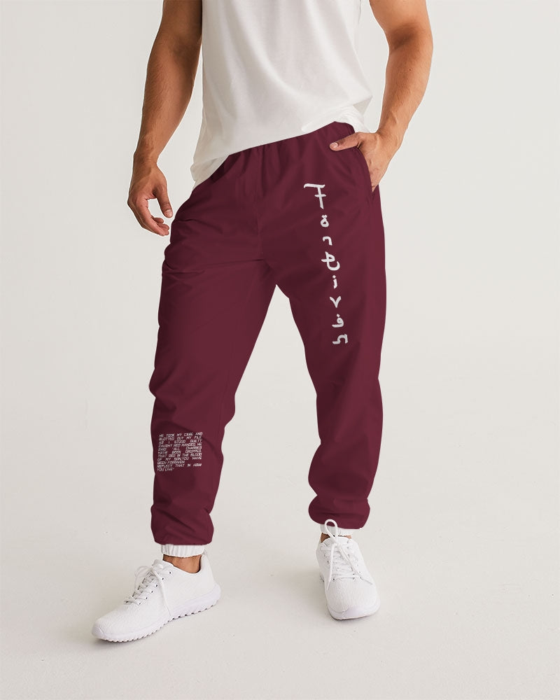vino-forgive Men's Track Pants-cloth-Equris