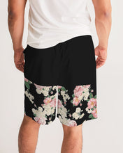 Load image into Gallery viewer, Flourish - Jogging Shorts- Black