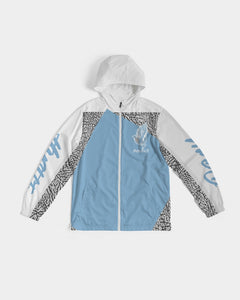 First Pray - Sky Blue - Windbreaker-Jackets-Equris