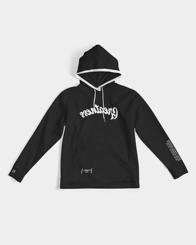 Reflect Greatness - Premium Hoodie - Black