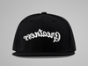 Reflect Greatness - Black Snapback-hats-Equris