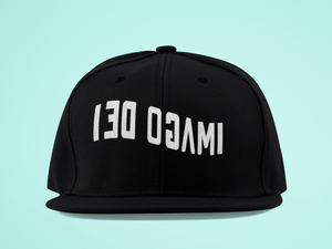 Reflect The Image Of God - Black Snapback-hats-Equris