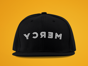 Reflect Mercy - Black Snapback-hats-Equris