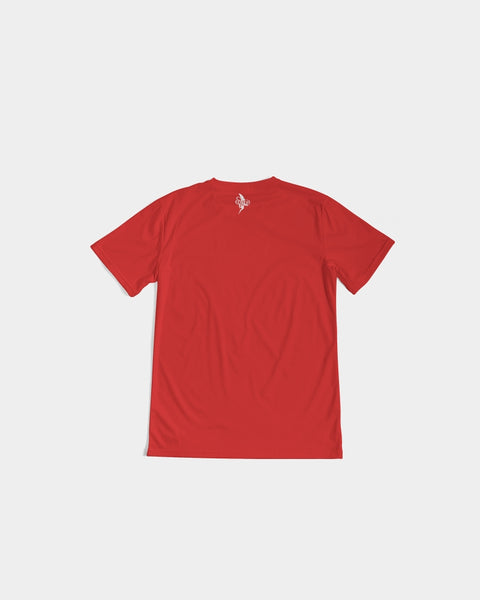 Hometown - Premium Tee - Cherry Red-T-Shirt-Equris