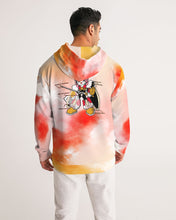 Load image into Gallery viewer, Armor of God Premium Hoodie - Peach & Guava Tie Dye