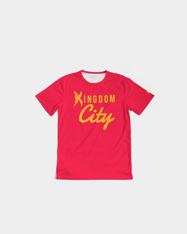 Hometown 2.0 - Premium Tee - Team Red-T-Shirt-Equris