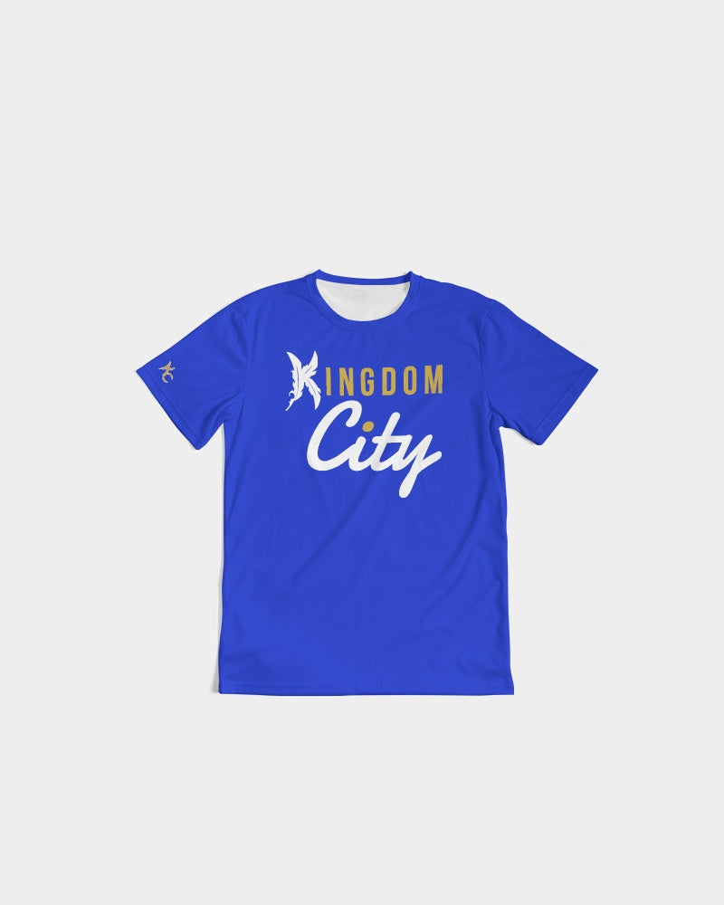 Hometown 2.0 - Premium Tee - Royal Blue-T-Shirt-Equris