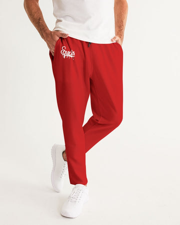 Equris Logo - Joggers - Red
