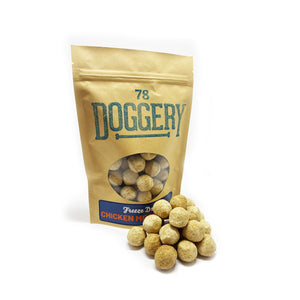 Freeze-Dried Chicken Meatballs Dog Treat 78 Doggery