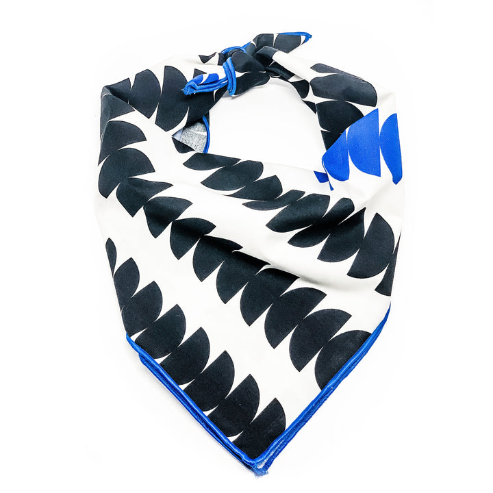Half Moon Blues Dog Bandana Dog Bandana 78 Doggery