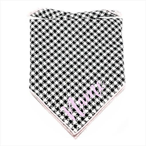 Pretty in Pink Dog Bandana Dog Bandana 78 Doggery