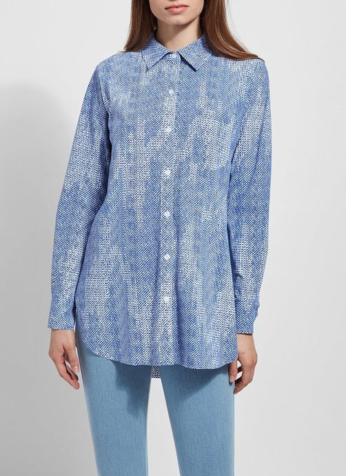 Lysse Waterpixel Shirt