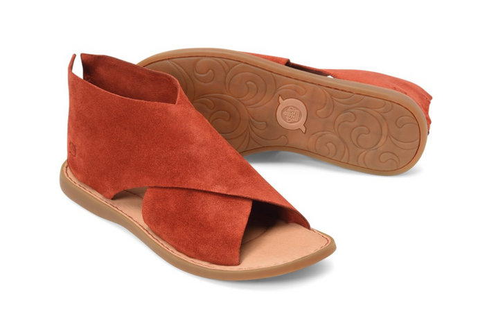 Born Iwa Sandal in Suede