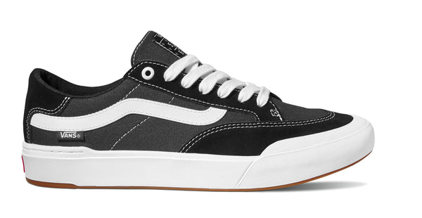 Vans- Berle Pro- Black/True White