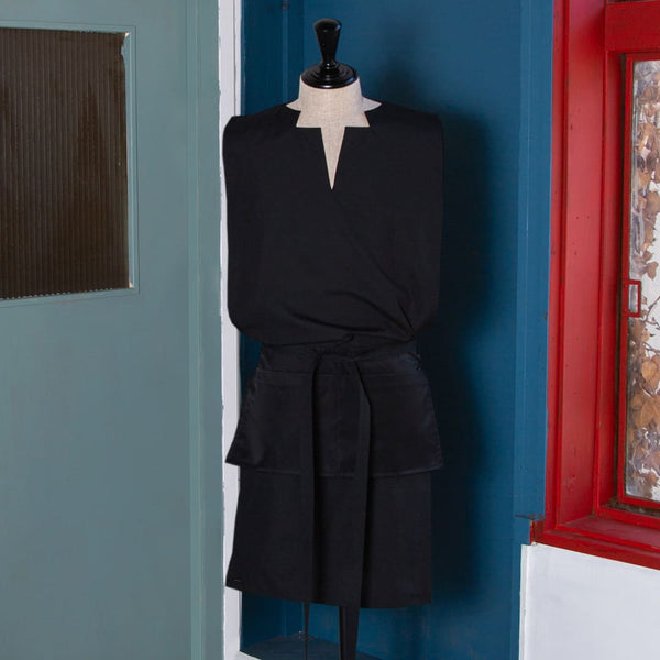 DETACHABLE BAG APRON