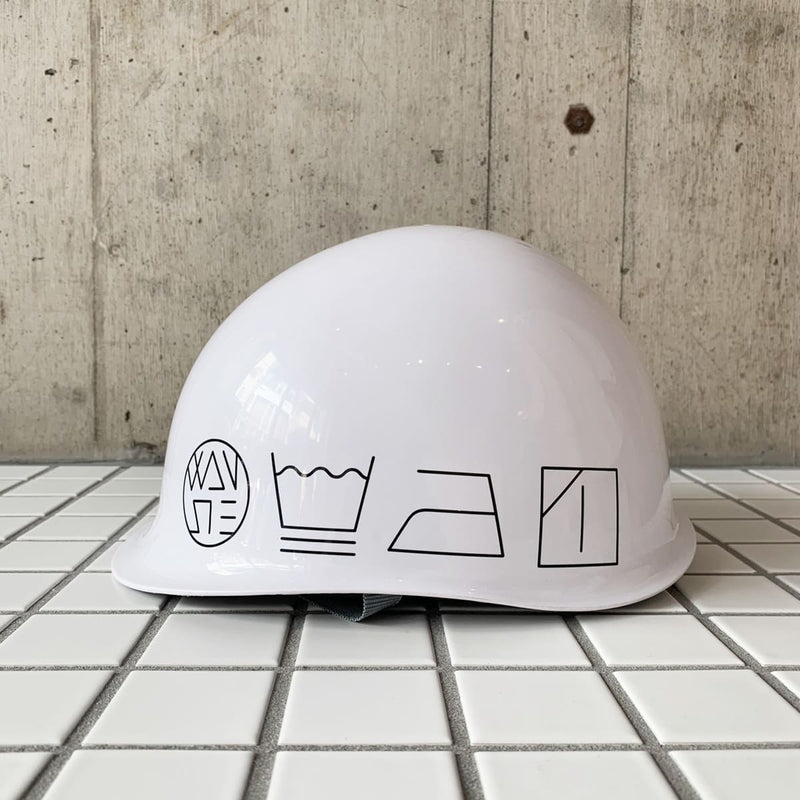 ICONIC SAFETY HELMET[WHITE]