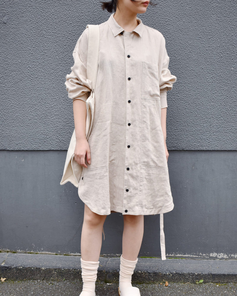 CONTEMPORARY FERMERS SHIRT COAT