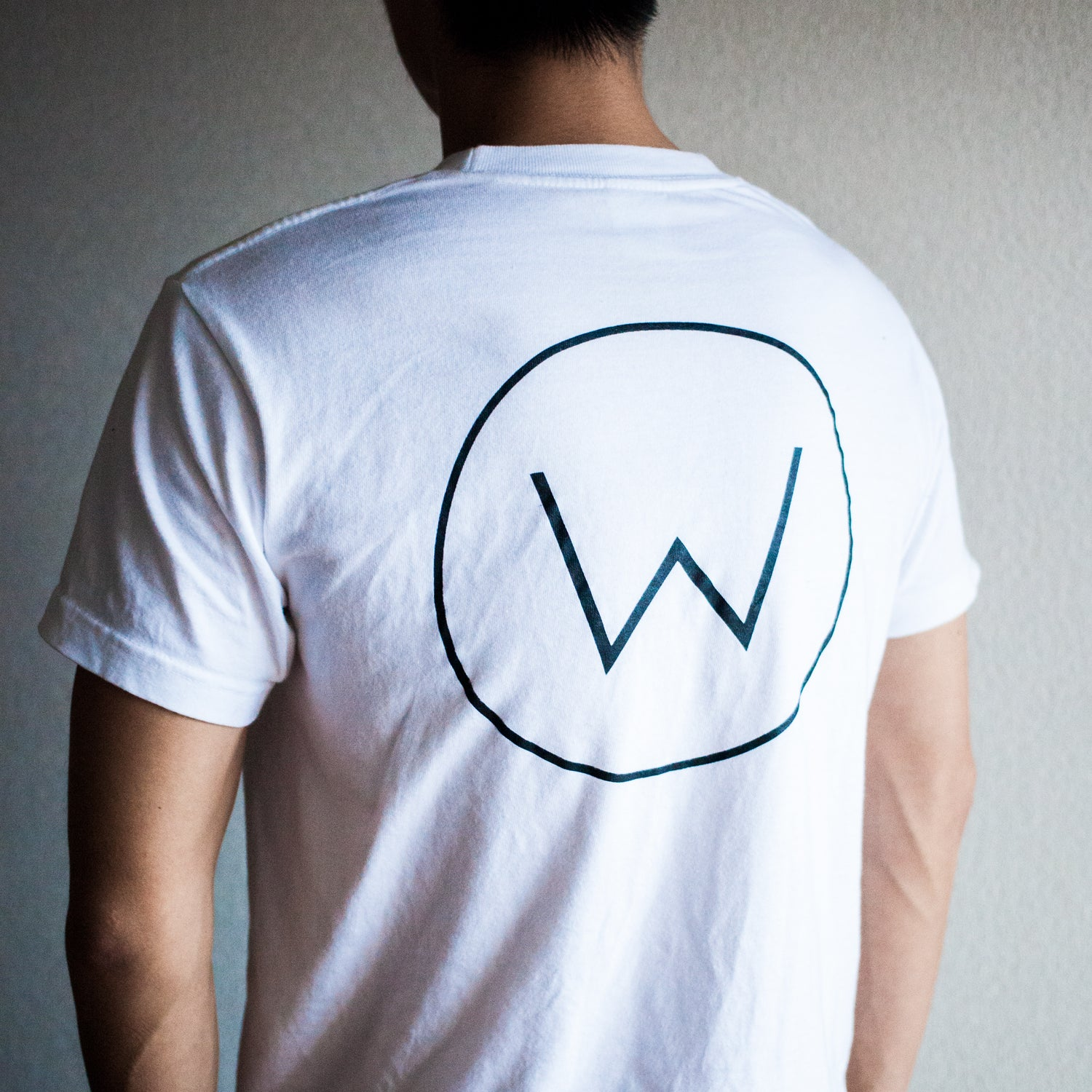 LOGO T-SHIRTS [BLACK/WHITE/GRAY/NAVY/OLIVE]