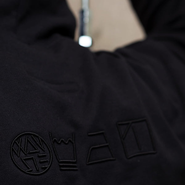 ICONIC EMBROIDERY HOODIE
