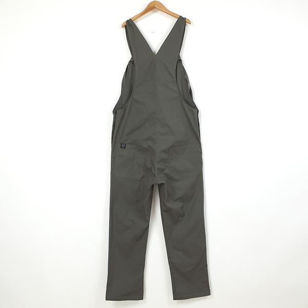 COVERED OVERALL [CAMEL/OLIVE/KAHKI]