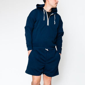 <予約注文可(2019/3/31まで)>ATHLETIC DETACHABLE JUMPSUITS [NAVY/KAHKI]