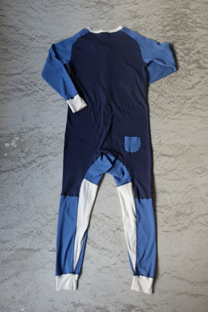 LOUNGE UNIONSUITS [NAVY]