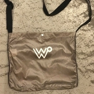 WEEKEND SHOULDER BAG [BEIGE]