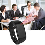 Fitness bracelet design Spy Hidden with Full HD 1080P camera